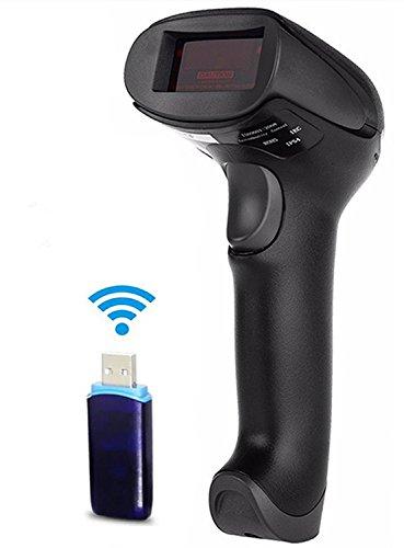 Wireless Barcode Scanner 433Mhz ...