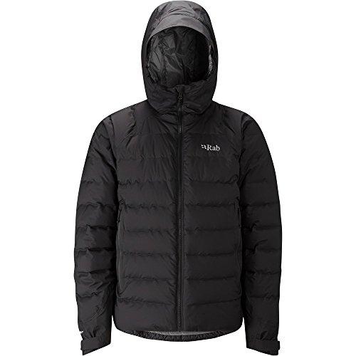 Men Valiance Rab black 2018 Jacket winter jacket Zinc Black AExgZOWxq