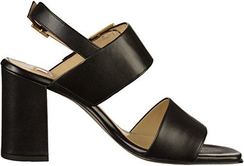 Högl Dames 5-10 7840 1800 Zwarte Strappy Sandals