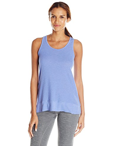 Calvin Klein Performance Women's Mini Waffle Tunic Tank, Thistle, - Calvin Cotton Tunic