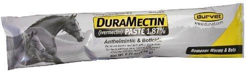 Duramectin Ivermectin Paste 1.87% For Horses, 0.21 oz (2 pack) by DuraMectin