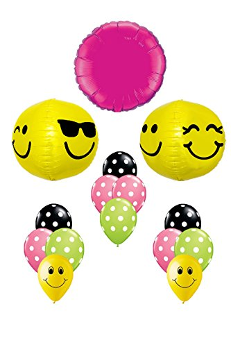 Emoji Movie Balloon Bouquet