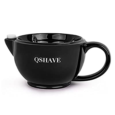 QSHAVE Shaving Scuttle Mug