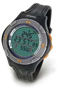 Oregon Scientific RA126 - Reloj deportivo (Negro, CR2032)