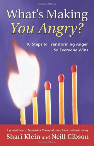 What's Making You Angry?: 10 Steps to Transforming Anger So Everyone Wins (Nonviolent Communication Guides)