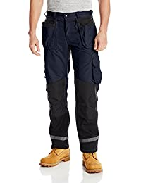 JOBMAN Workwear Men's Service Workpants with Holster Pockets