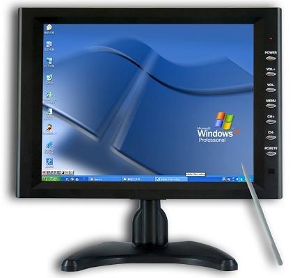 amazon com 10 4 desktop tft lcd monitor w touch screen vga