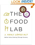 #4: The Food Lab: Better Home Cooking Through Science
