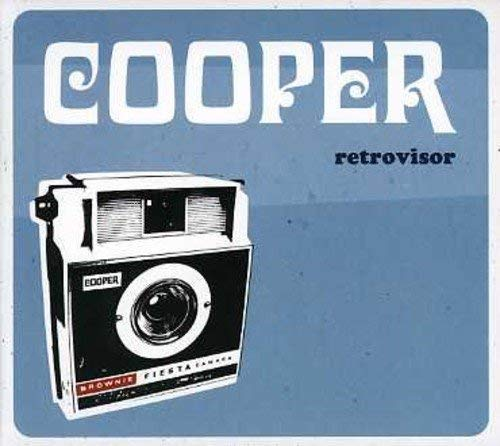 Vinilo : Cooper - Retrovisor (25th Elefant Anniversary Reissue) (Black, Limited Edition, Digital Download Card)