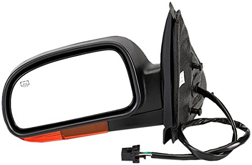 Dorman 955-734 Chevrolet / GMC / Oldsmobile Driver Side Powered Heated Fold Away Side View Mirror with Turn Signal Indicator ()