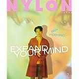 2021年7月号 NYLON JAPAN guys 表紙 森七菜 両面ポスター