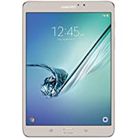 Samsung Galaxy Tab S2 8 32 GB Wifi Tablet (Gold) (Certified Refurbished)