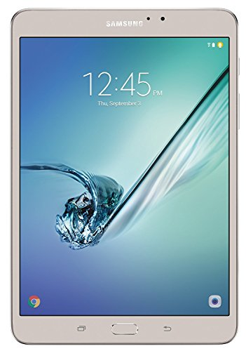 Samsung Galaxy Tab S2 8'' 32 GB Wifi Tablet (Gold) (Certified Refurbished) by Apple