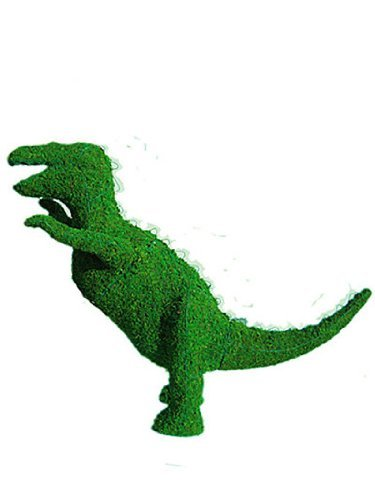 Dinosaur Frame with Moss Topiary 36\'\'H: Amazon.co.uk: Kitchen & Home