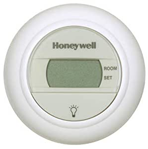 honeywell ct8775a1007 digital round thermostat. Black Bedroom Furniture Sets. Home Design Ideas