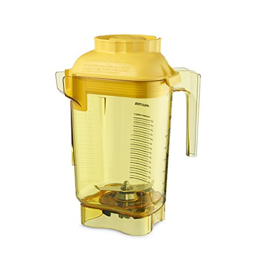2 Blending Station - Vitamix Color Advanced 32 Ounce Container - Yellow
