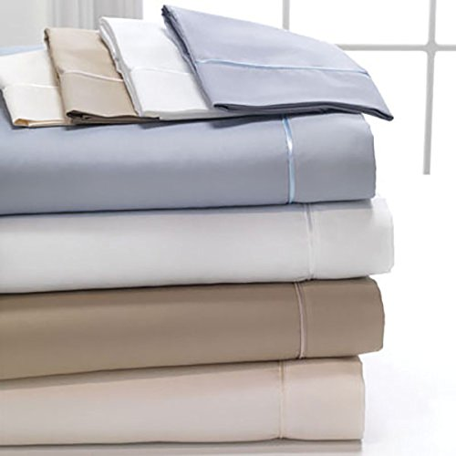 400tc 100% Cotton - DreamFit 400TC 100% Degree 4 Truffle Split King Sheet Set