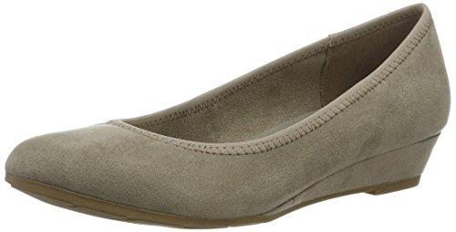 341 Tozzi De 22201 Beige Tacón Marco Zapatos Para Mujer taupe 46zwPnZnq