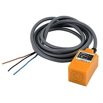 eDealMax DC 10-30V 200mA 3 hilos NPN 10mm interruptor del Sensor de proximidad inductivo