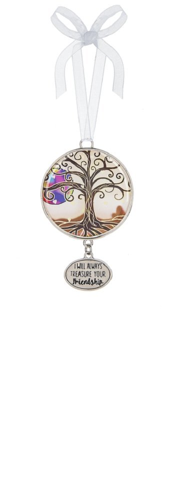 Ganz Everyday Occasion Decorative Hanging Ornament ~ I will always treasure your Friendship ~ Best Friend Ornament