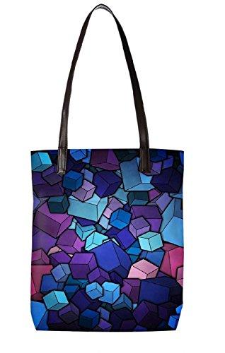 Snoogg Strandtasche, mehrfarbig (mehrfarbig) - LTR-BL-3316-ToteBag