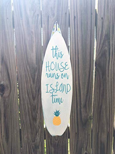 Amazon Com Surfboard Wall Hanging Surfboard Decor