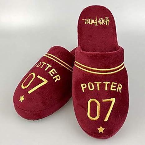 finest selection dbed3 285f4 MalibuLove Ciabatte Quidditch Harry Potter Pantofole ...