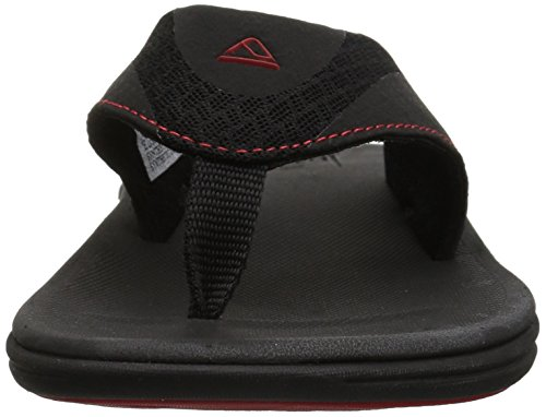 Flip Reef Red Men's Flop Black Mesh Rover WPBqSv8