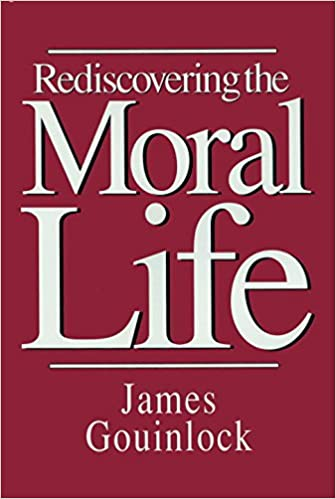 the moral philosopher and the moral life