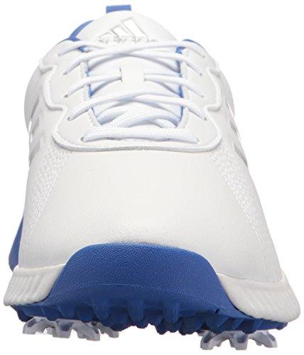 White Response Ftwr Blue ftwr hi White Adidas Bounce res Femme WRTnAWU