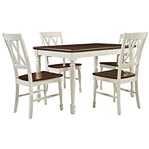 419aMdlJF8L._SS300_ Coastal Dining Room Furniture & Beach Dining Furniture