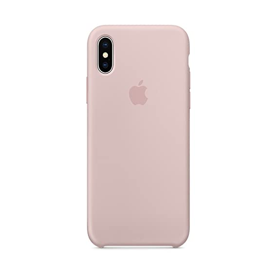 huge discount 0d0fe 5a83a Soft Liquid Silicone iPhone X Case, Keklle Liquid Silicone Gel Rubber  Shockproof Case and Ultra Soft Microfiber Cloth Lining Cushion for iPhone  X/10 ...