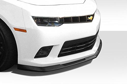 Gmx Front Lip Spoiler - Duraflex Replacement for 2014-2015 Chevrolet Camaro V8 GM-X Front Lip Under Air Dam Spoiler - 1 Piece