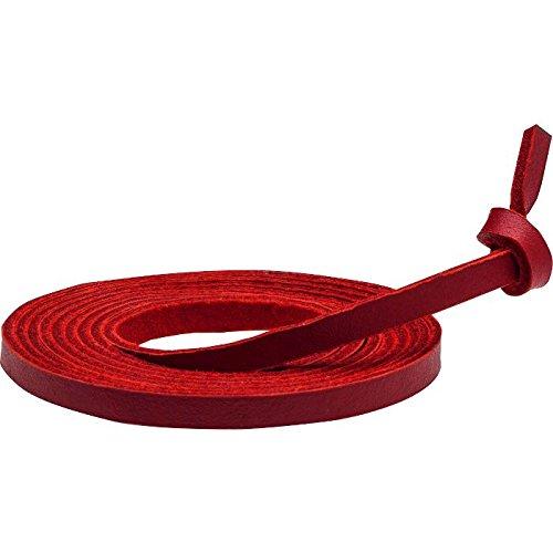 Mizuno Ball Glove Lace, Red ()