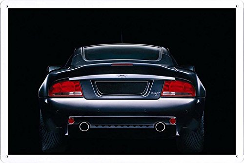 "Automobile Car Vehicle Metal Poster Plate Tin Sign by Jake Box (8""x12"" inches) A-CAR08136"