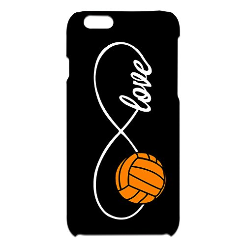 FavorPlus Forever Love Volleyball Slim Case Apple Iphone Custom Case Galaxy iphone 5S/S/SE inch Durable Snap on 3D