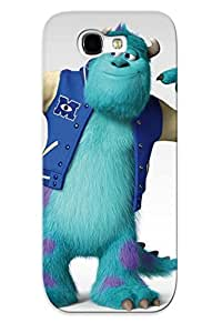 Crazinesswith Brand New Defender Case For Galaxy Note 2 (sulley Monsters University) / Christmas's Gift