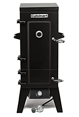 "Cuisinart COS-244 Vertical 36"" Propane Smoker, Black by Cuisinart"