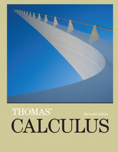 Thomas' Calculus (13th Edition)