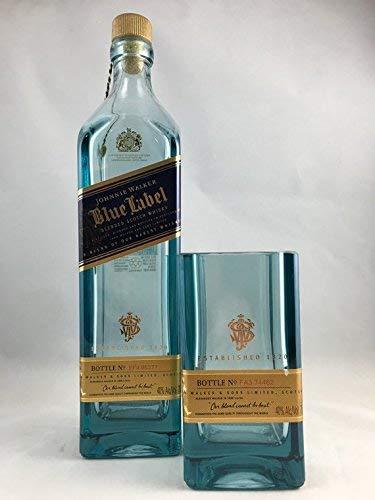 Johnnie Walker Blue Label Rocks Whiskey Glasses
