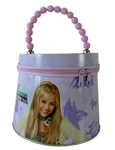 Disney Hannah Montana tin box purse