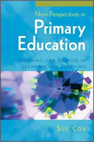 Book New Perspectives in Primary Education