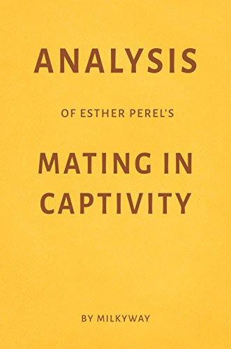 Analysis of Esther Perel's Mating in Captivity