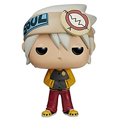 Funko POP Anime: Soul Eater Soul Action Figure: Funko Pop! Animation:: Toys & Games