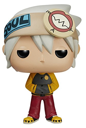 Funko POP Anime: Soul Eater Soul Action Figure Funko Pop! Animation: 6369 Accessory Toys & Games
