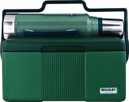 Stanley Classic Lunchbox Cooler and Bottle Combo, Outdoor Stuffs