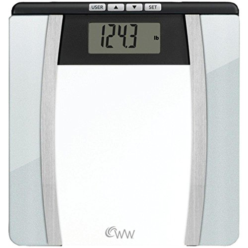 CONAIR WW701Y Weight Watchers(R) Body Analysis Scale cons...