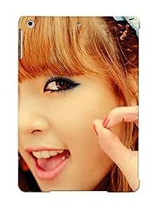 Tpu Fashionable Design Hyuna Rugged Case Cover For Ipad Air / Appearance