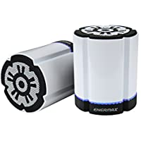 Enermax EAS02S-DW Stereotwin Wireless LED Speaker with CSR V4.0 chipset White