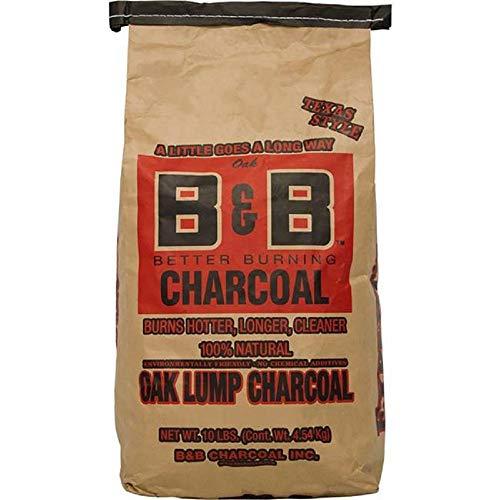 Oak Lump Charcoal 10lb